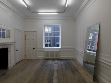 Installation view Raven Row 2