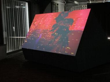 Messages, Ann Lislegaard, Kunstfort bij Vijfhuizen