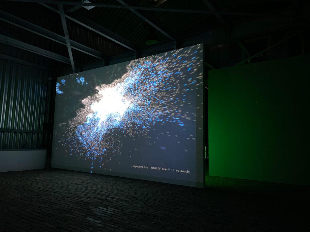 Malstrømmen, Ann Lislegaard, Kunstfort, 2020